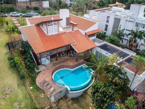 Imagem 1 de 10 de Casa À Venda Em Sítios De Recreio Gramado - Ca008381