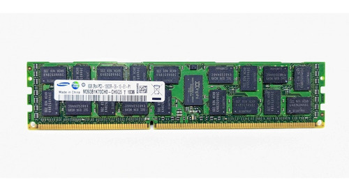 Imagem 1 de 3 de Memória Ecc Servidor Samsung M393b1k70ch0-ch9q5 Pc3 8gb 2rx4