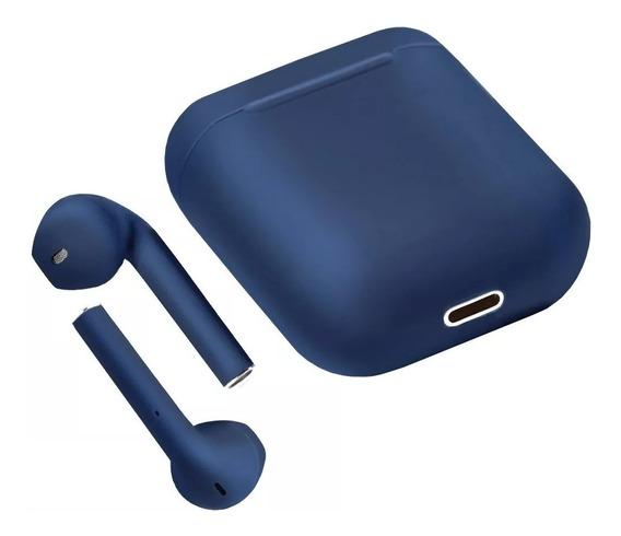 Audifonos Manos Libres Bluetooth 5.0 I12 Tws Inpods Macaron