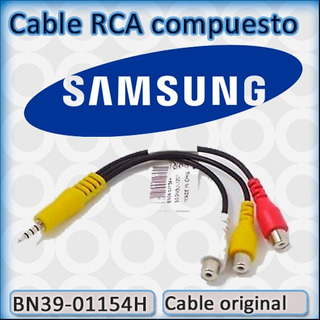 Cable Video Rca Compuesto Samsung Bn39-01154h Smart Led