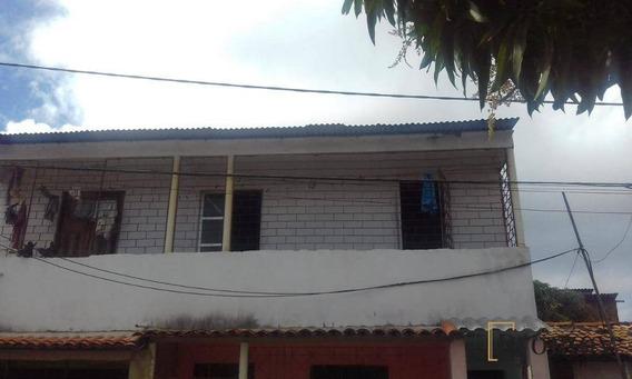 Casa Com 2 Dormitórios À Venda, 64 M² Por R$ 70.000 - Porto D Antas - Aracaju/se - Ca0560