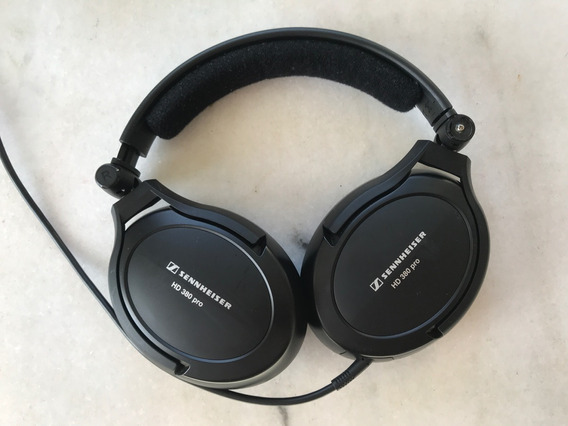 Sennheiser Hd380 Pro - Headphone, Fone, Monitor