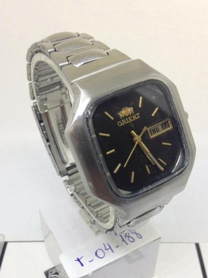 Relógio Depulso Orient Masculino T04188 Automático Webclock