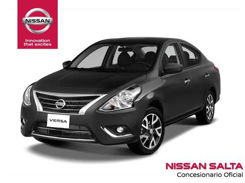 Nissan Versa V-drive En Nissan Salta Concesionario Oficial