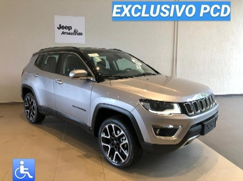 Jeep Compass 2.0 Limited 4x4 Aut. 5p