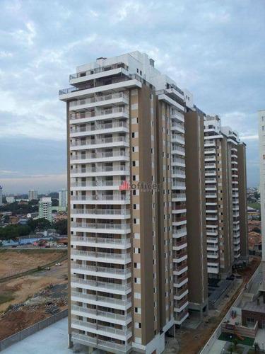 Imagem 1 de 30 de Apartamento À Venda, 88 M² Por R$ 516.480,00 - Parque Industrial - São José Dos Campos/sp - Ap0432