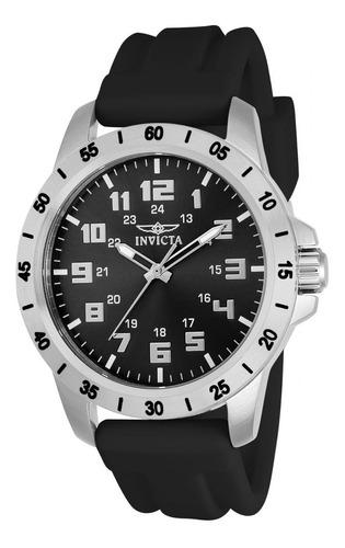 Reloj Invicta 21835 Negro Hombres