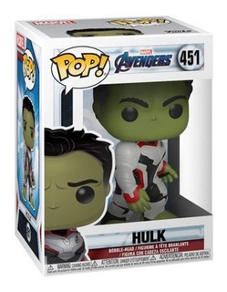 Funko Pop Hulk 451...original