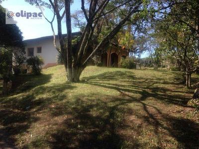 Sítio Rural À Venda, Condomínio Hari Country Club, Santa Isabel. - Si0005