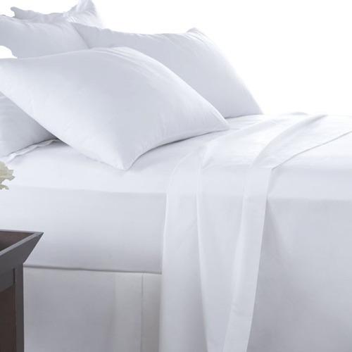Sábanas Linea Hotel, Clinica, Dotacion Queen 3 Piezas