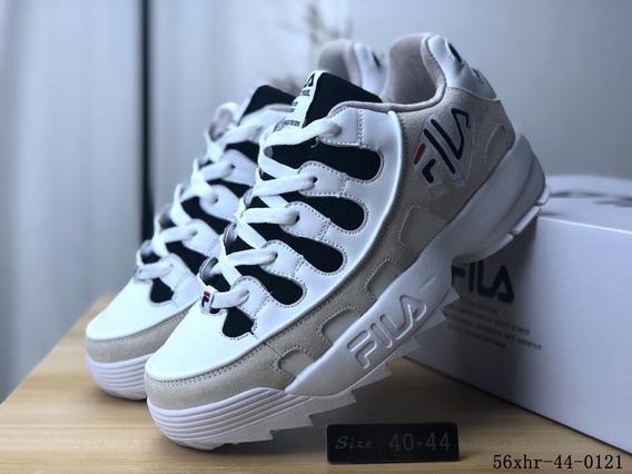 Zapatillas Fila Disruptor 3 36/45 Gris/blanco/negro