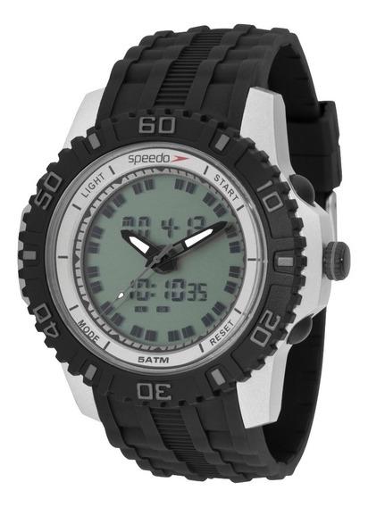 Relógio Masculino Speedo Anadigi 81155g0evnp2y Original Nfe