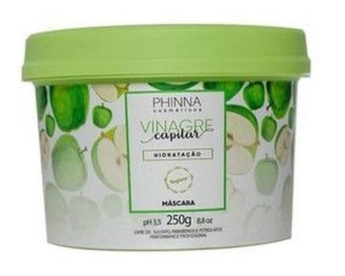 Máscara Vinagre Capilar Phinna - 250g