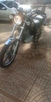 Moto Intruder Suzuki 2011