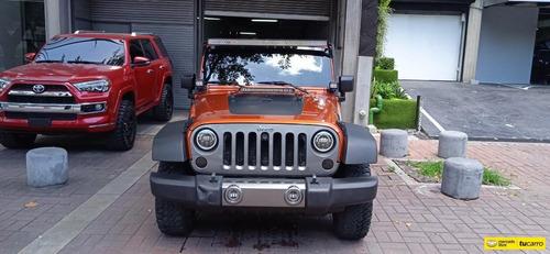 Imagen 1 de 9 de Jeep Wrangler Mountain- Sincrónico