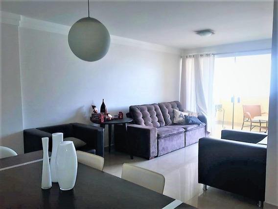 Apartamento Com 4 Quartos À Venda, 127 M² Por R$ 580.000 - Setor Bueno - Goiânia/go - Ap1765
