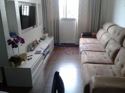 Apartamento Residencial À Venda, Jardim Consórcio, São Paulo - Ap2299. - Sc3763