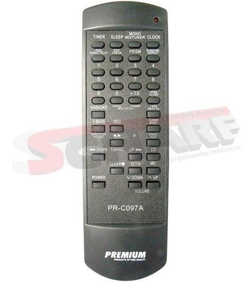 Controle Remoto Tv Antiga Vários Modelos Aiwa - Consulte
