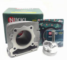 Kit Motor Aumento Cilindrada Cbx250 Twister 250 Para 293cc