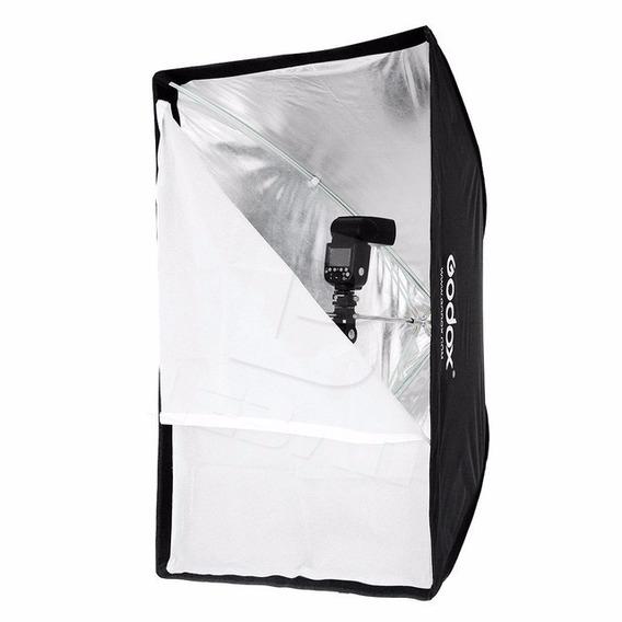 Softbox Godox 50x70cm Estilo Sombrinha (guarda-chuva)