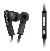 Imagen 1 de 1 de Audifono Klipx Stereo Negro Beatbuds In Ear (dentro Del Oido