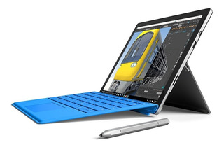 Microsoft Surface Pro 4 12.3 128gb Ssd A Pedido!