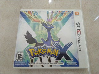 Pokémon X | Nintendo 3ds | Completo Con Manual