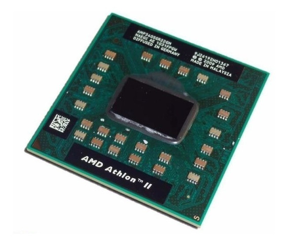 Amd Athlon Ii Dual-core P340 Amp340sgr22gm