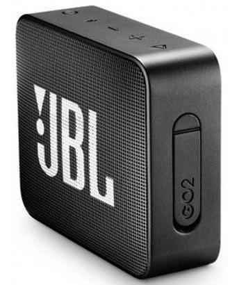 Jbl Go2 Bluetooth Caixa Som Acústica