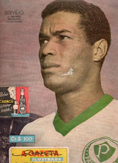 A Gazeta Esportiva Ilustrada Nº 270, De Janeiro De 1965