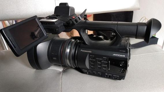 Filmadora Ag Ac90 Panasonic, Filmadora Profissional