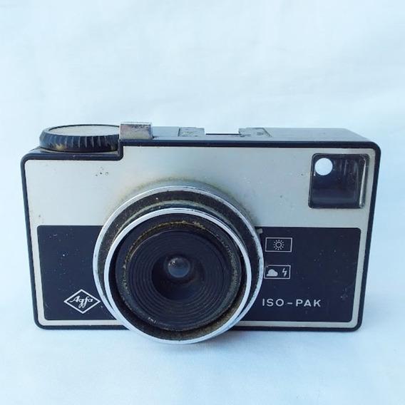Antiga Câmera Fotográfica Agfa