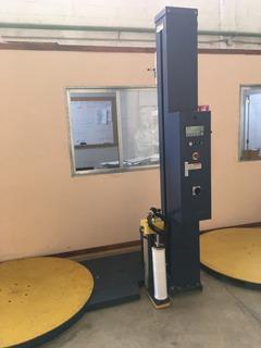 Maquina Emplayadora Semi Automatica Exelentes Condiciones.