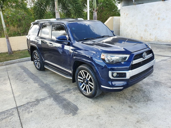 Toyota 4runner Limited 2015 4x4