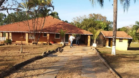 Chácara Residencial À Venda, Porangaba, São Pedro. - Ch0373