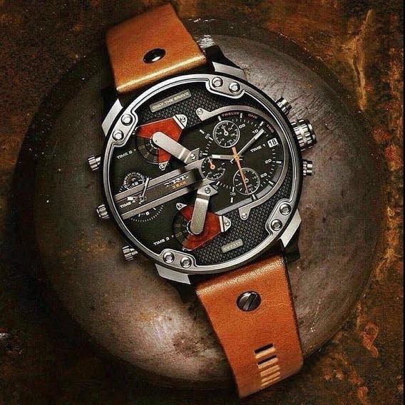 Oferta - Reloj Para Caballero Disel Modelo Dz7332