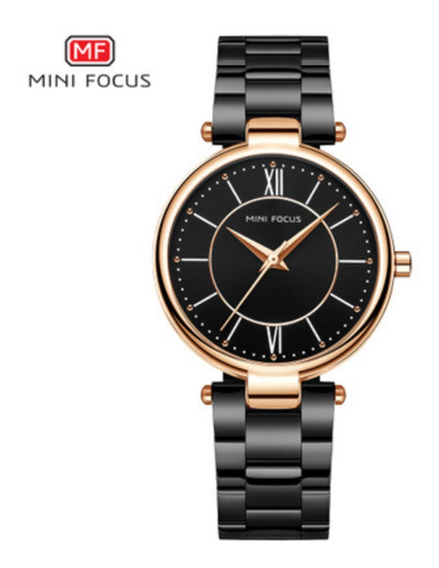 Mini Focus Mulheres Relógio Lady Moda Relógio De Pulso De