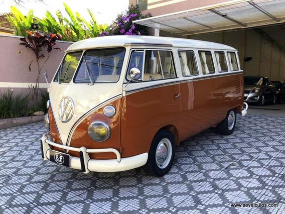 Vw Kombi Luxo 1.500 - 1973 ( Impecável!)