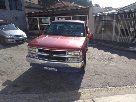 Chevrolet Silverado Silver 4.2 Diesel