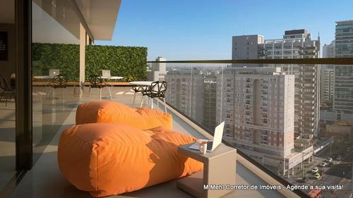 Sala Comercial À Venda Com 63.67m² Por R$ 340.000,00 No Bairro Água Verde - Curitiba / Pr - M2ip-eut810