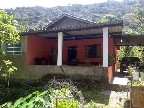 Chácara No Bairro Guaraú, Em Peruíbe. 6404--pc