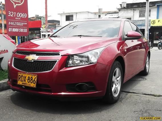 Chevrolet Cruze 1800cc