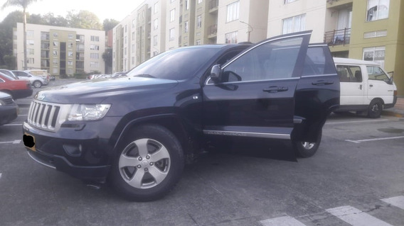 Jeep Grand Cherokee Limited Negra 2011