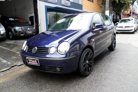 Volkswagen Polo 2.0 8v 2003/2003 + Rodas Aro 18
