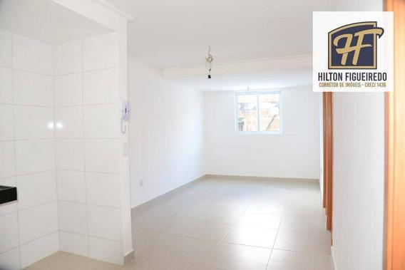 Vendo Apartamento 1 Quarto, No Centro, Sla, Coz, Wsc, 1 Vaga. Prox. Ao Tre. R$ 125 Mil - Ap5626