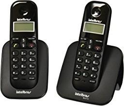 Ao2 Intelbras Ts 3112 Teléfono Inalámbrico Con Identificad