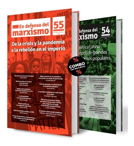 En Defensa Del Marxismo: Combo Ediciones #54 Y #55