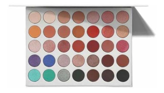 Paleta De Sombra The Jaclyn Hill Eyeshadow Palette Morphe