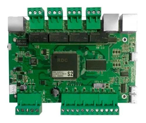 Control De Acceso Ip Expandible A 8 Puertas Prox Rfid