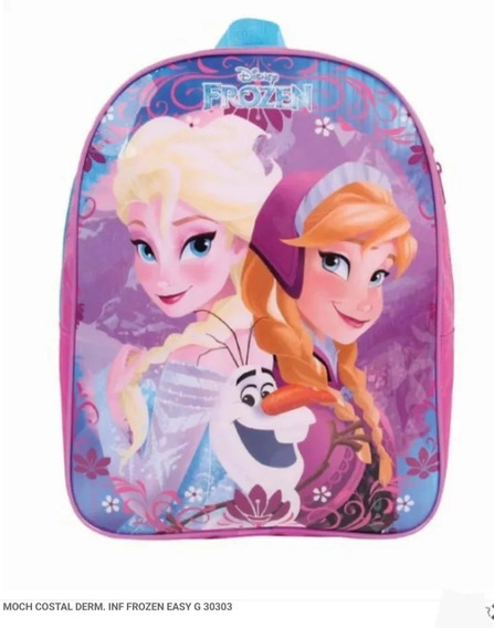 Mochila De Costas Frozen Anna E Elsa Frozen Disney Dermiwil